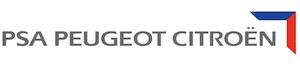 Logo PSA Peugeot Citroën